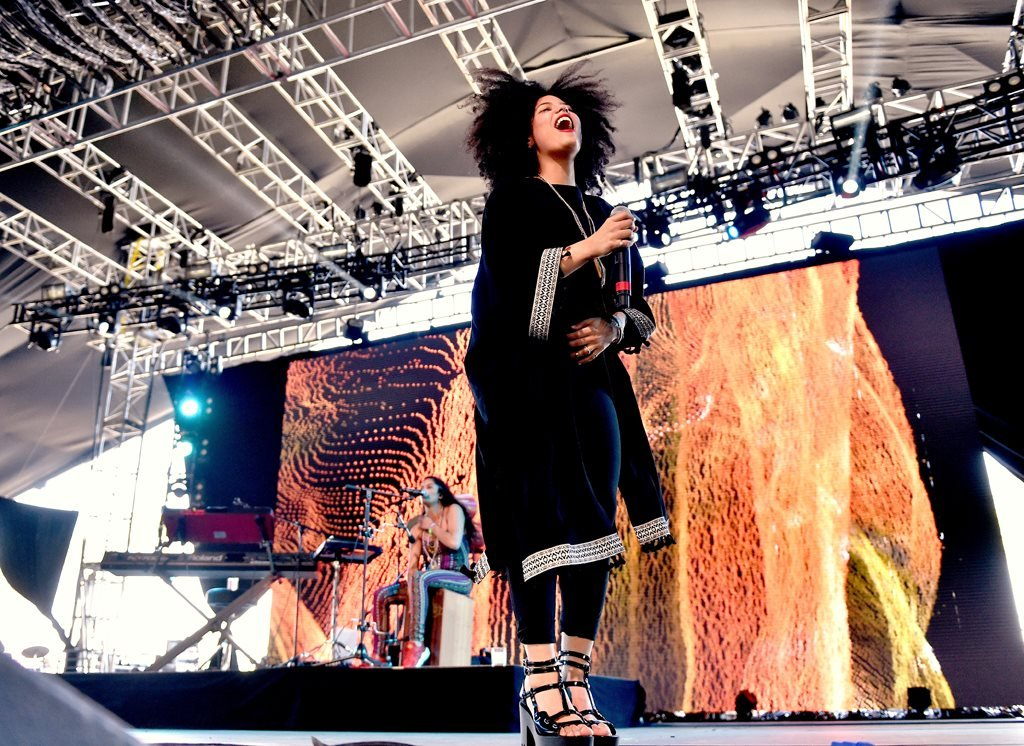 Ibeyi perform at Coachella 2016