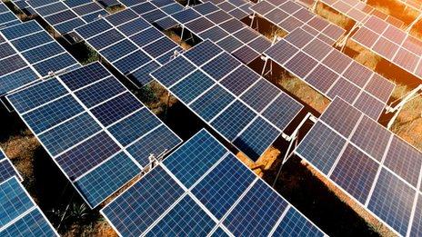 Organic solar cells set 'remarkable' energy record