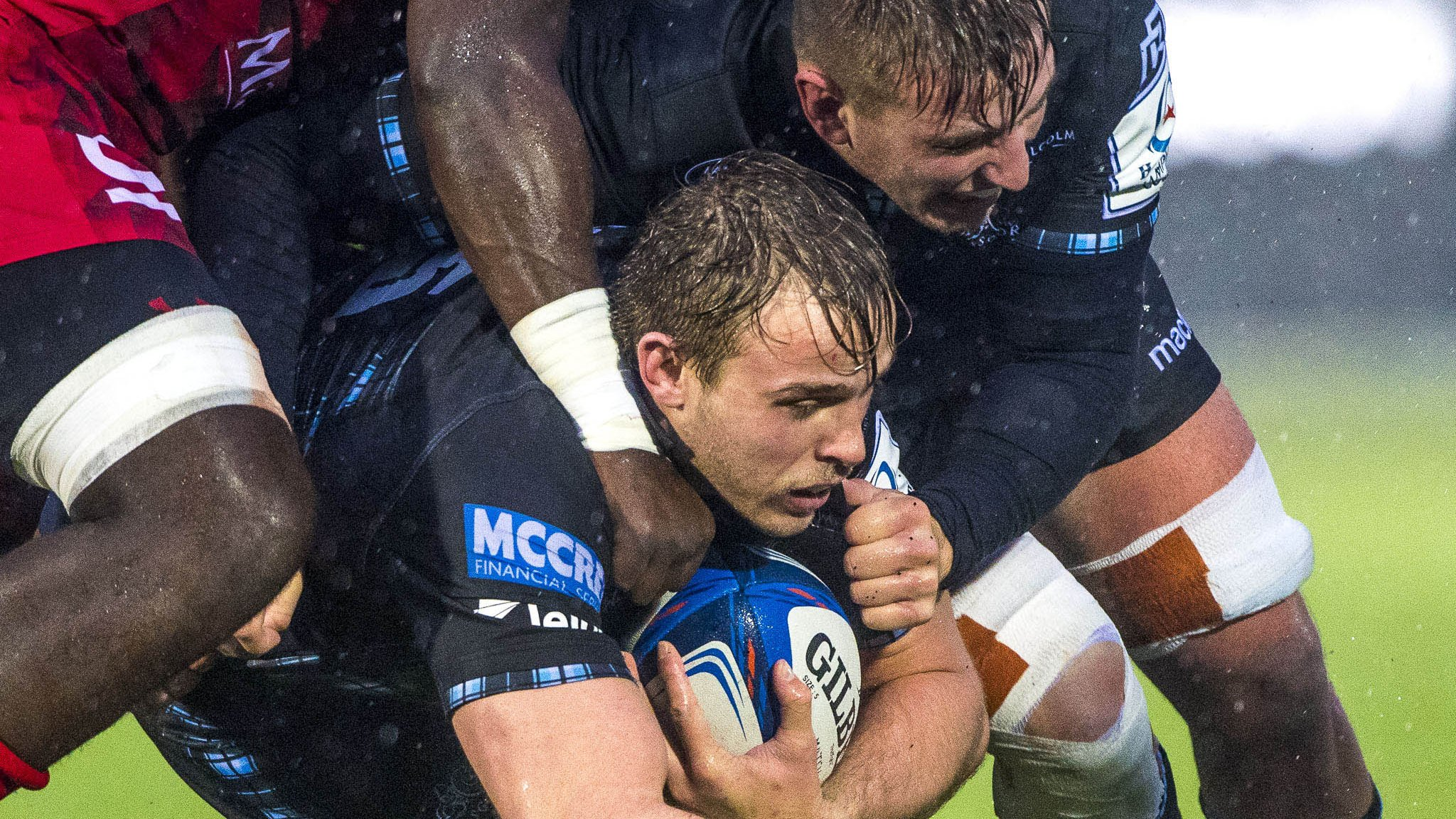 Glasgow Warriors' Ali Price: 'Glaswegians want to see a bit of fight in the players'