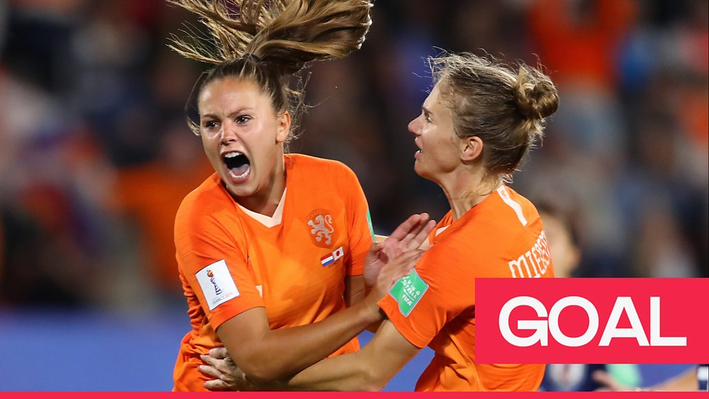 Women's World Cup 2019: Netherlands knock out Japan with last-mintue penalty