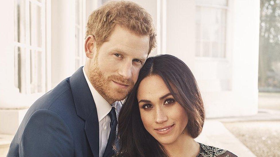Що ви хотіли б дізнатися про весілля Меган Маркл і принца Гаррі?