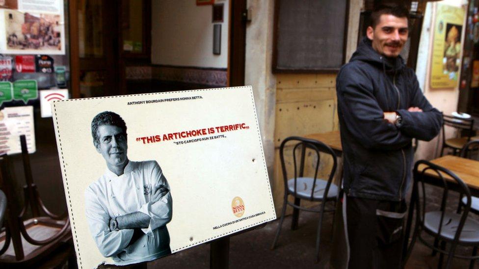 Restaurante recomendado por Anthony Bourdain