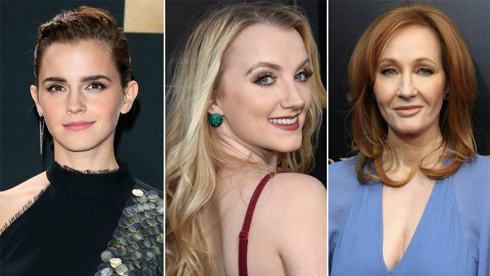 Harry Potter cast wish Luna Lovegood actress luck in Dancing with the Stars
