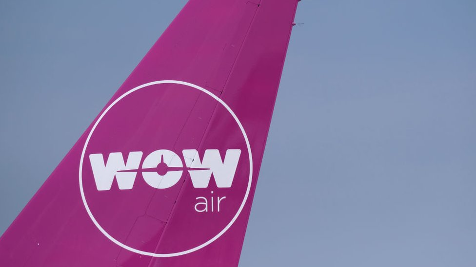 Wow Air operaba desde 2012.