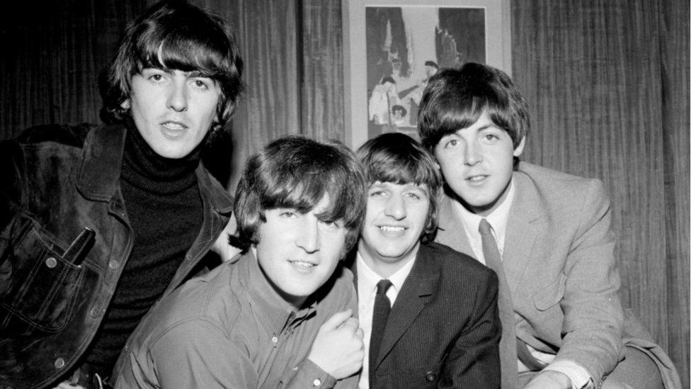 Los Beatles es 1965