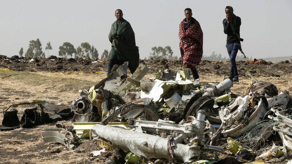Boeing's 737 Max was grounded in March 2019 following an Ethiopian Airlines crash