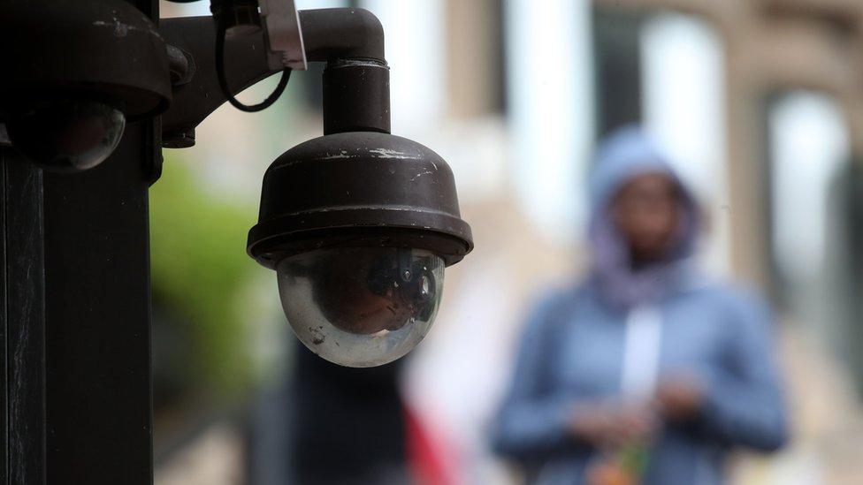 Kamera za prepoznavanje lica