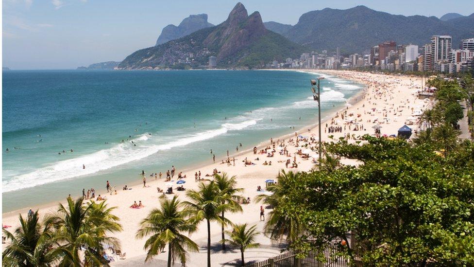 Ipanema, el barrio de Río de Janeiro, figura segundo en el ranking con US$6.668 el metro cuadrado.