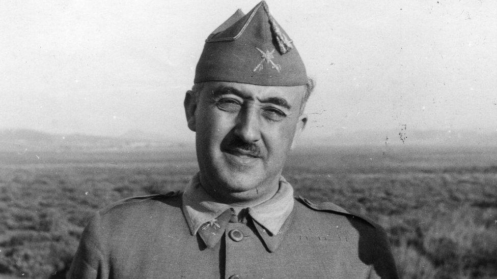 الجنرال فرانكو