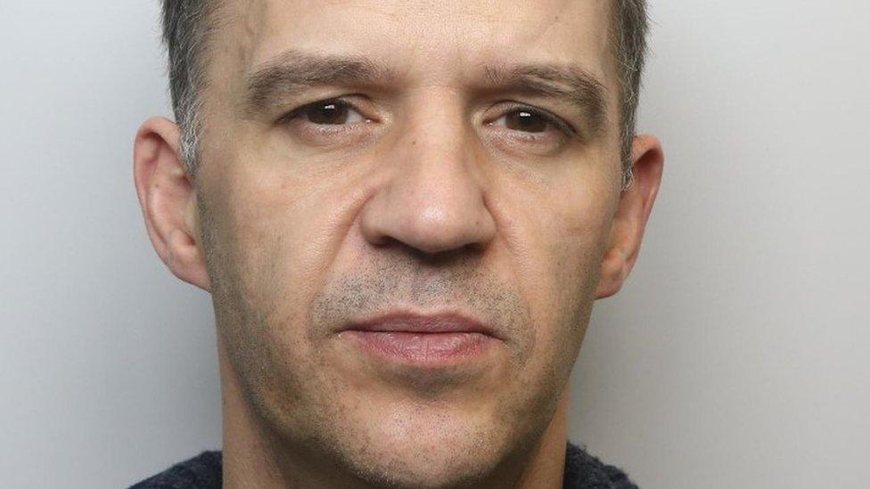 Wayne Bamford jailed for spying on former lover