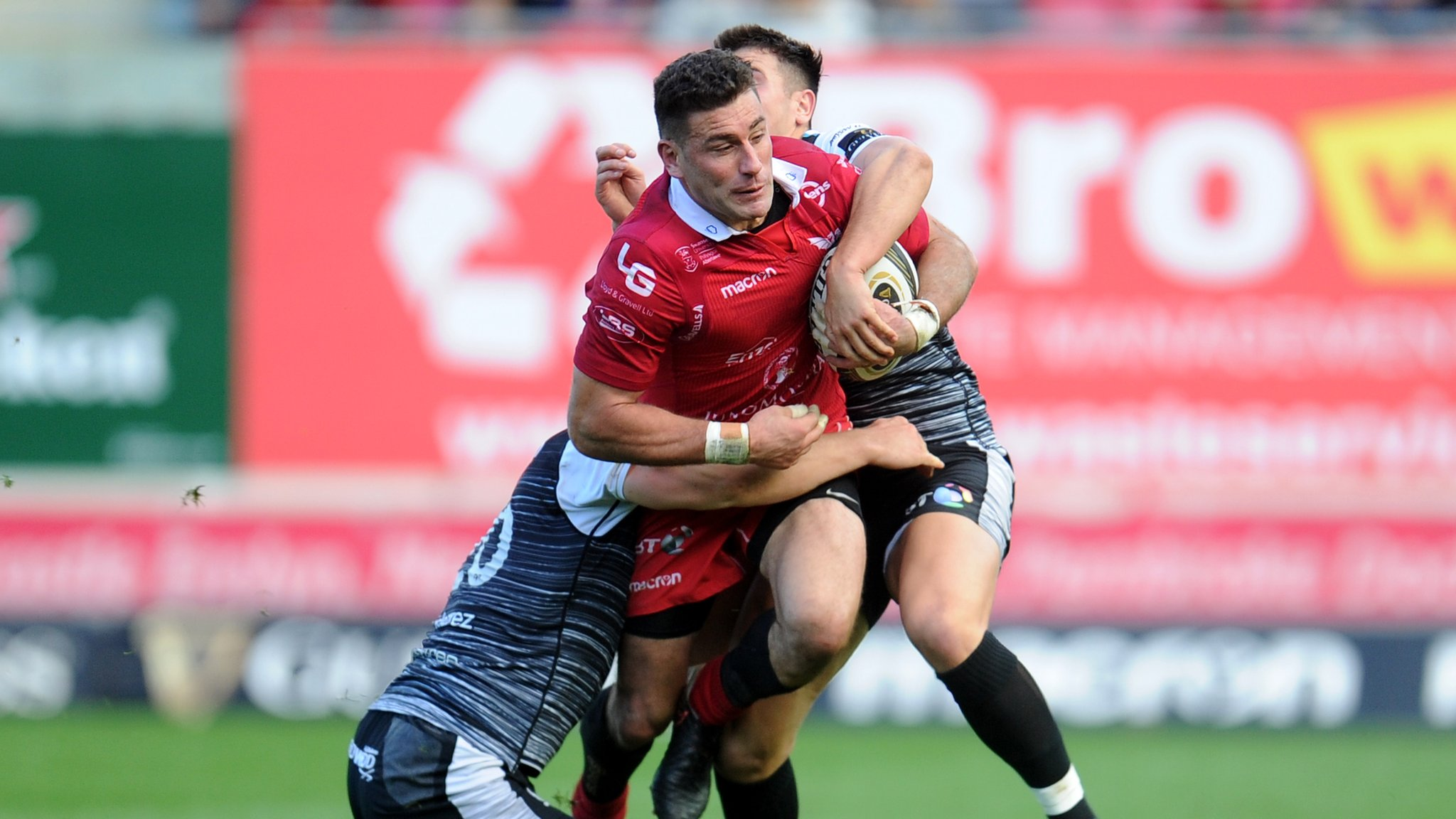 Scarlets missing 19 players for Southern Kings Pro14 trip