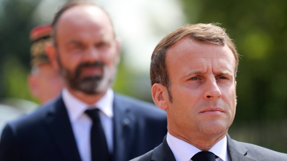 France S Macron Set For Covid Test In Local Vote Bbc News