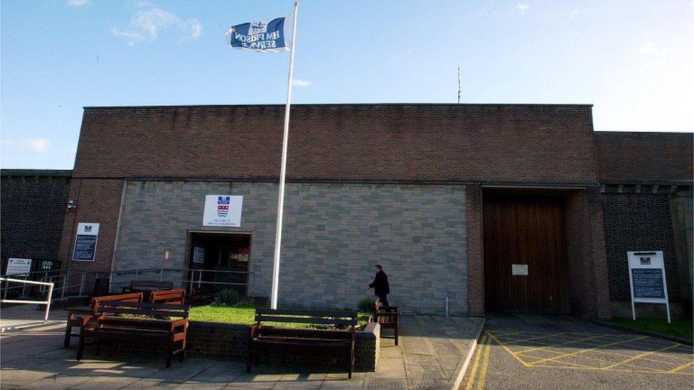 Chelmsford Prison