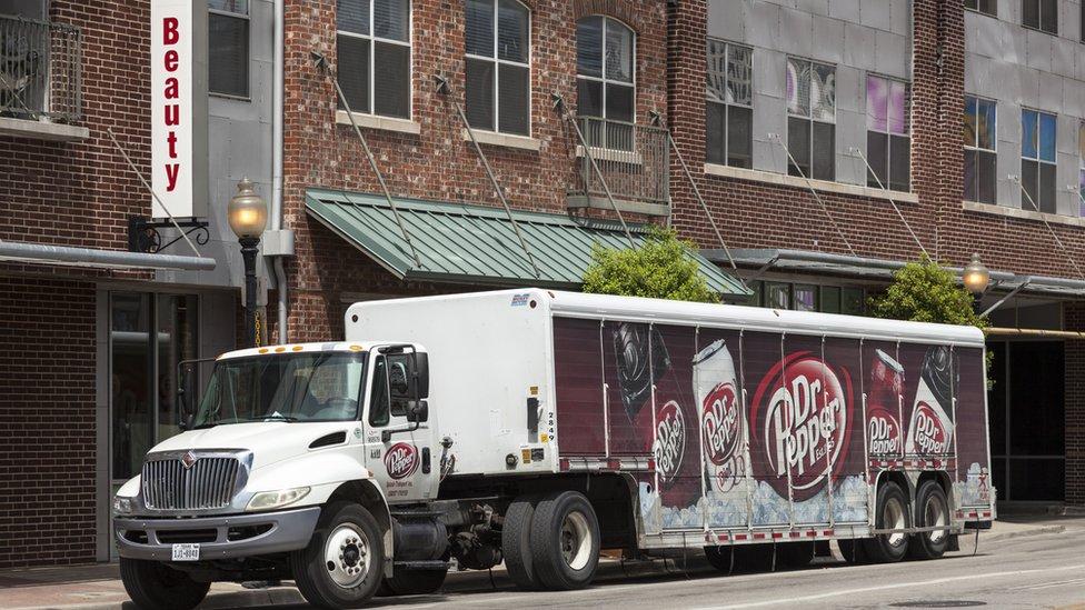 La red de distribución de Dr Pepper le servirá a JAB Holdings para llevar sus productos cafeteros a los supermercados.