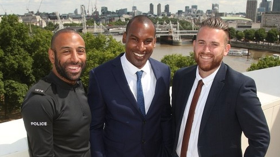 London Bridge survivors' bravery recognised