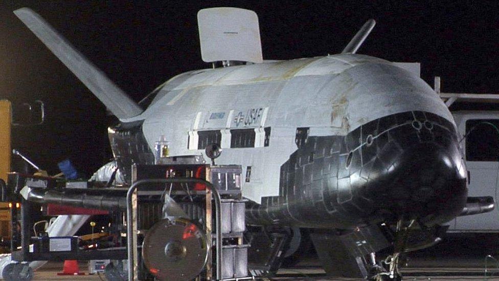 El avión orbital ya ha realizado cinco misiones en el espacio.