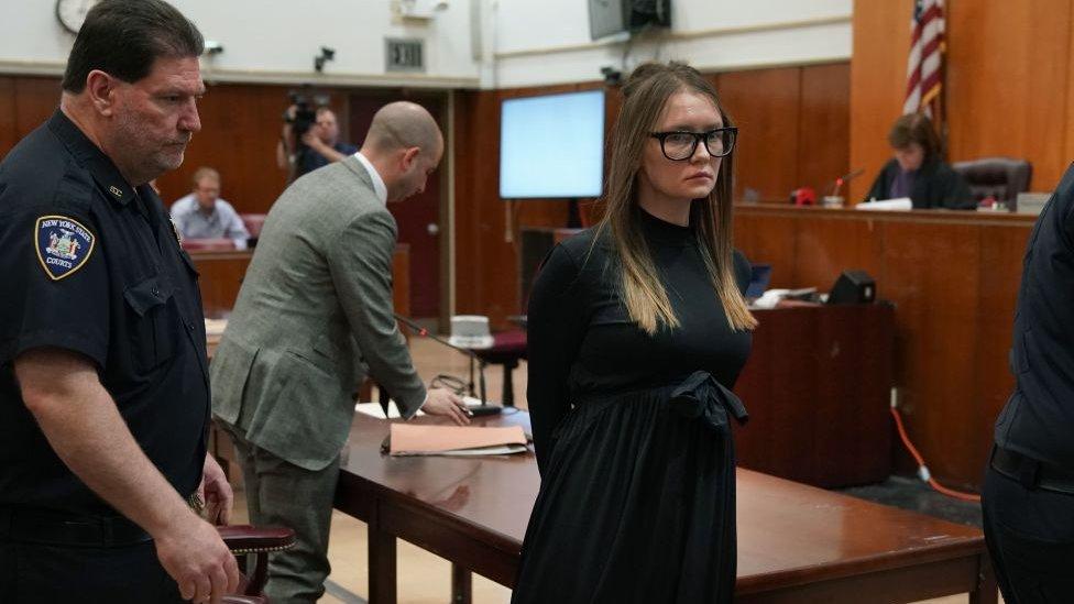 Juicio a Anna Sorokin