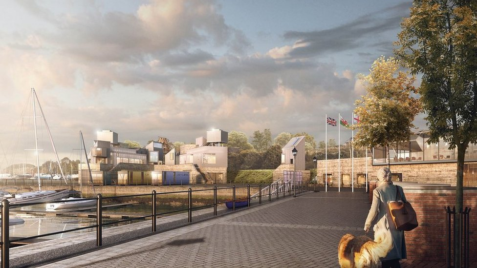 Watchet marina project gets £5m government grant