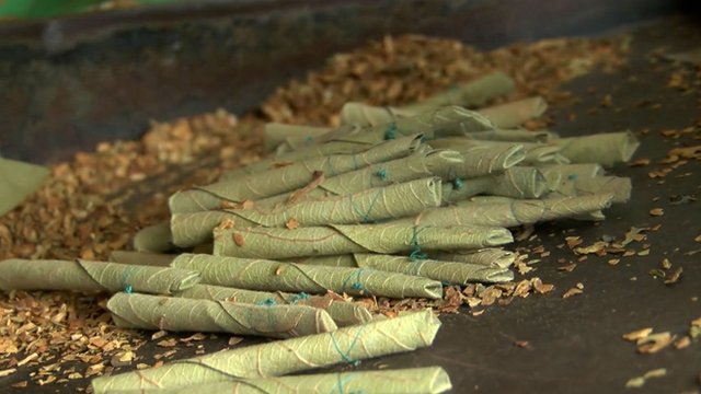 Rebranding India S Rural Cigarette Bbc News