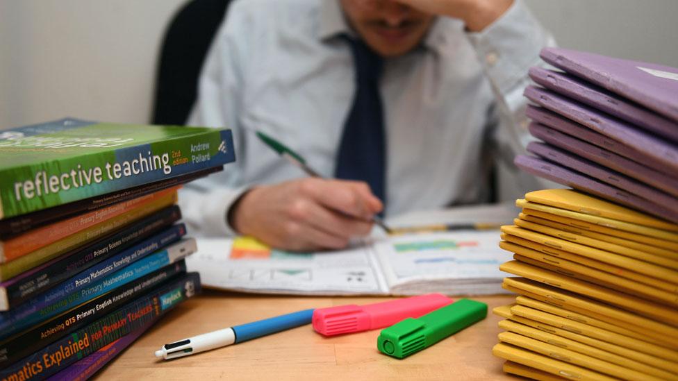 Scottish teacher training numbers increase