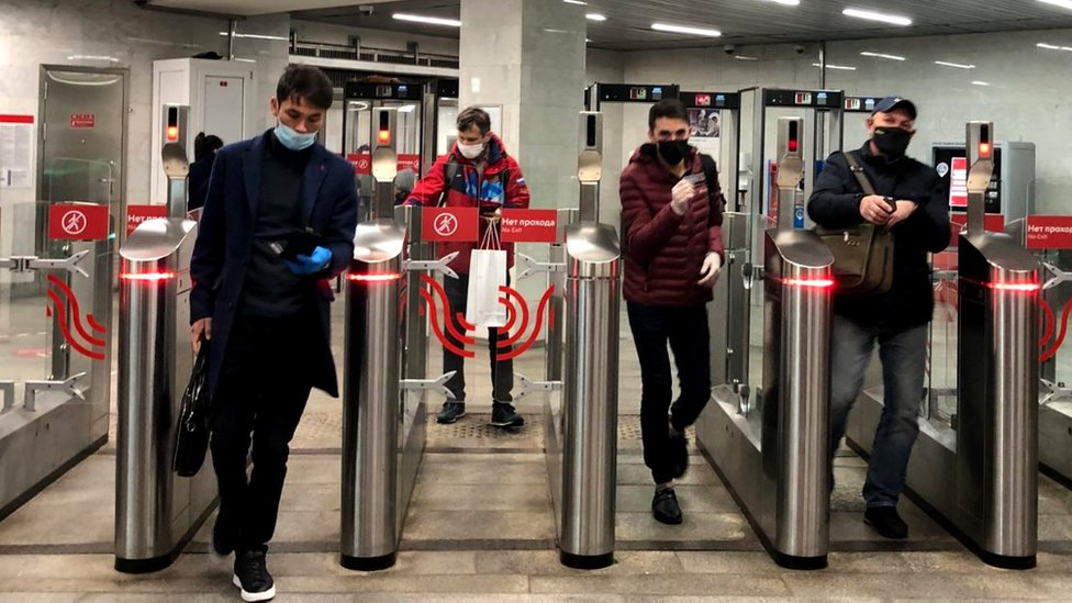 Masks are now required on public transport and other public spaces