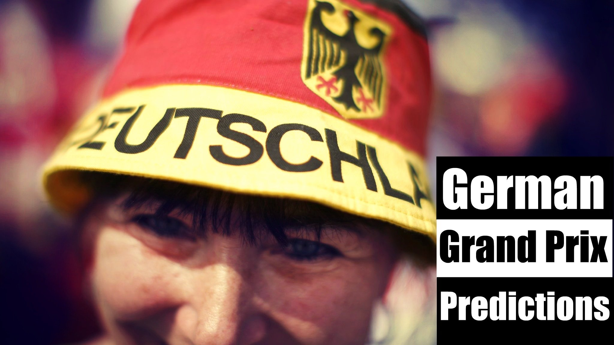 Who will top the podium at German Grand Prix?