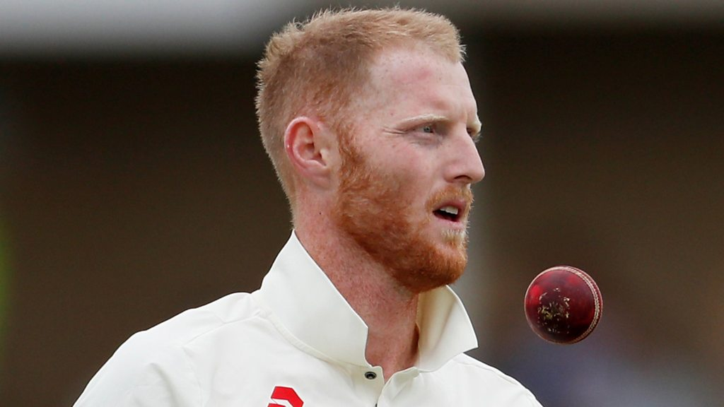England v India: Ben Stokes receives mixed reception on return at Trent Bridge