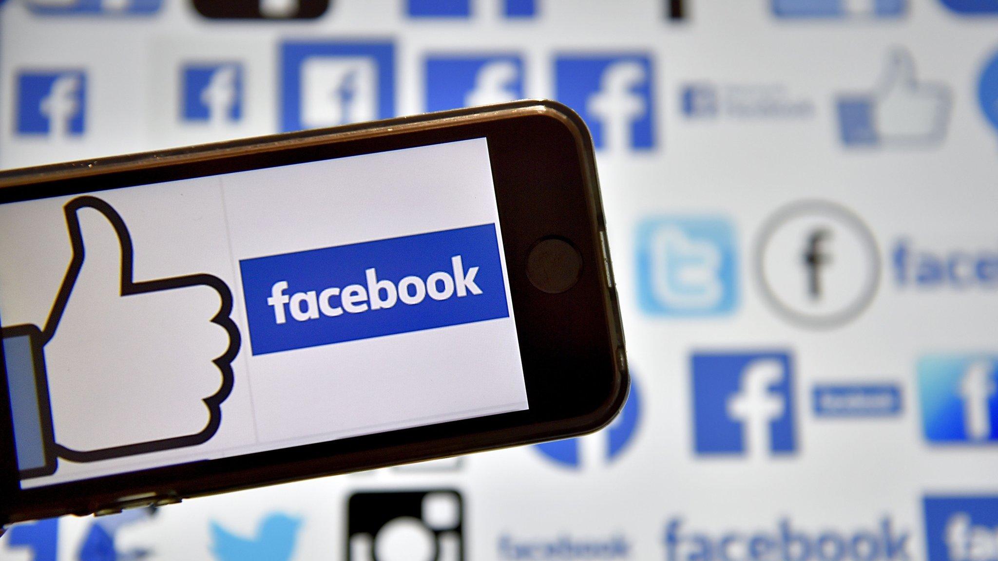 Facebook flush with advertising money