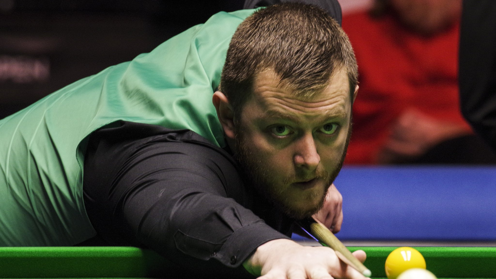I don't deserve to be in final - Allen says he has shown tournament 'disrespect'
