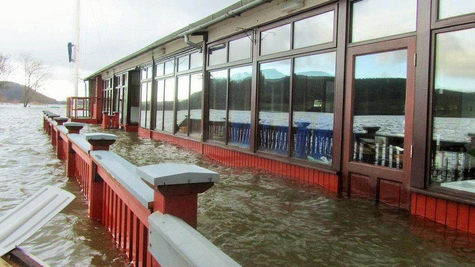 Ullswater flooded yacht club given planning approval