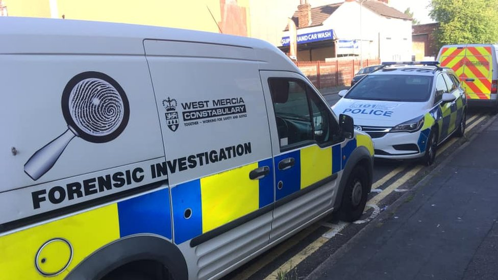 Kidderminster murder arrest after body found in property