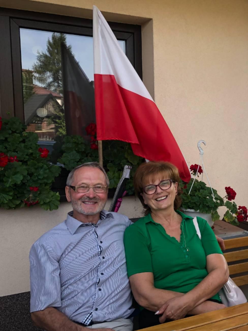 Kazimierz y Grazyna Kara