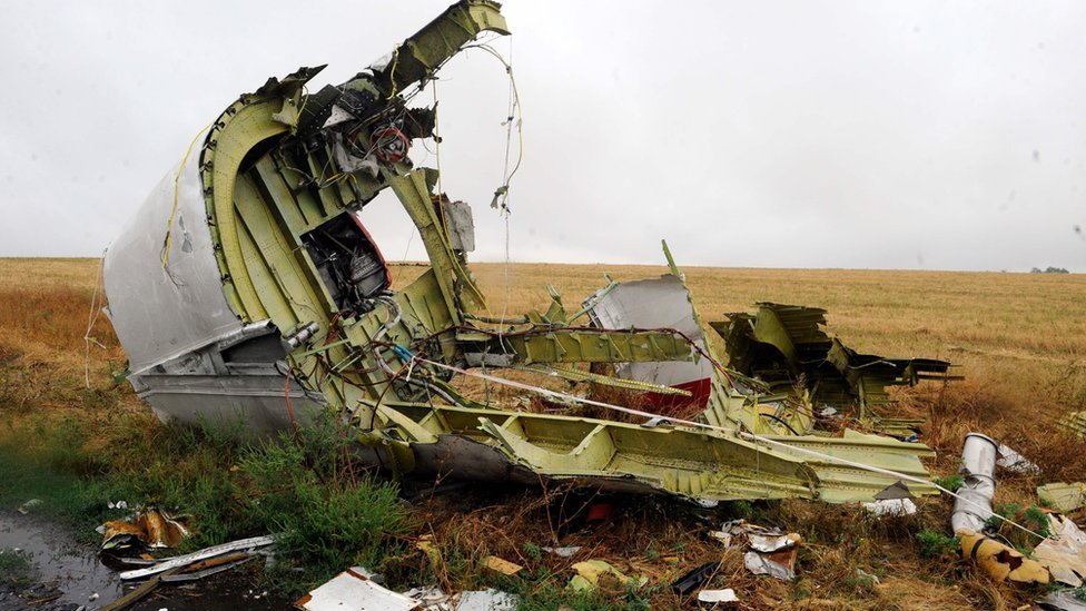 MH17: Russia 'liable' for downing airliner over Ukraine