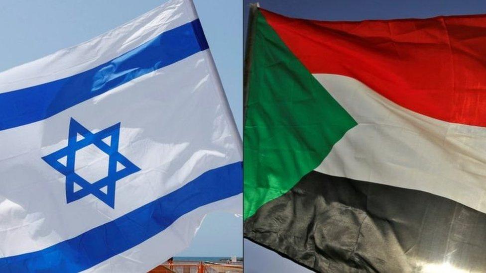 علما السودان وإسرائيل