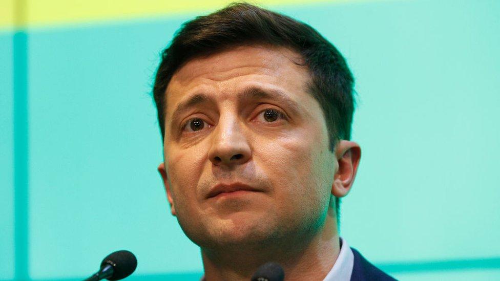 Зеленський відповів Путіну про спрощене громадянство РФ для всіх українців