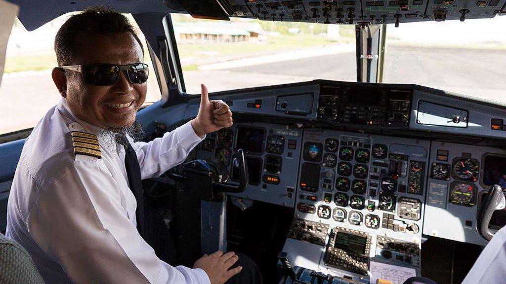 Шукаєте роботу? Азія потребує 240 тисяч пілотів