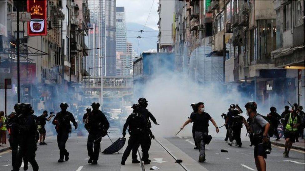 印度首次在聯合國人權理事會表示關注香港問題。