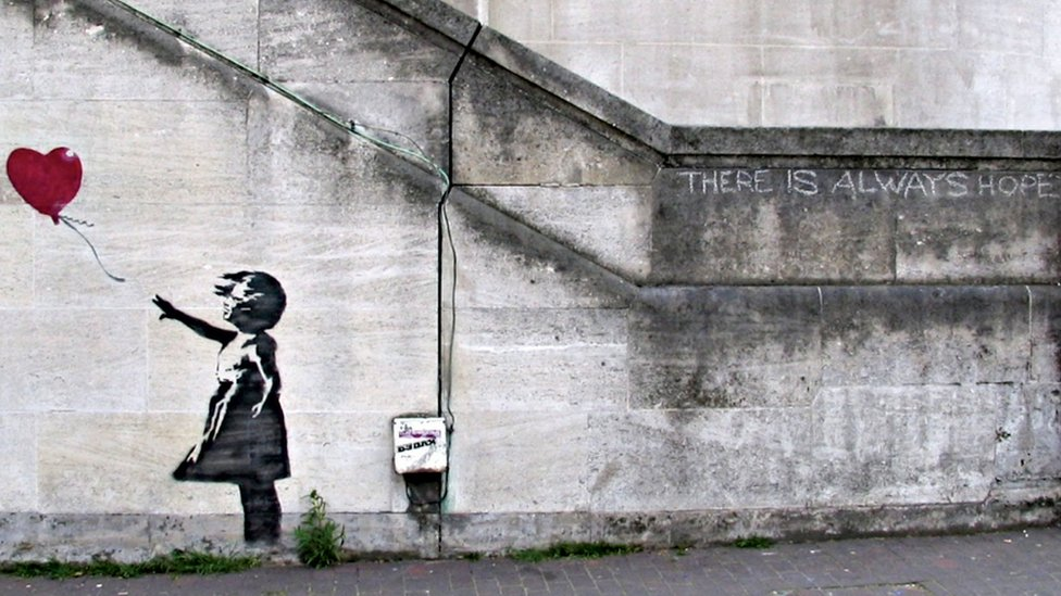 Banksy: Who is the famous graffiti artist? - CBBC Newsround