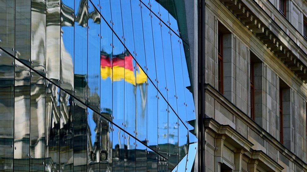 El Bundestag, Berlín