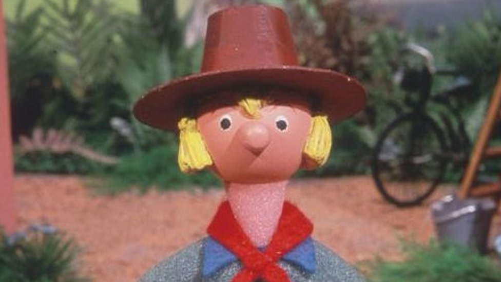 Windy Miller from Camberwick Green