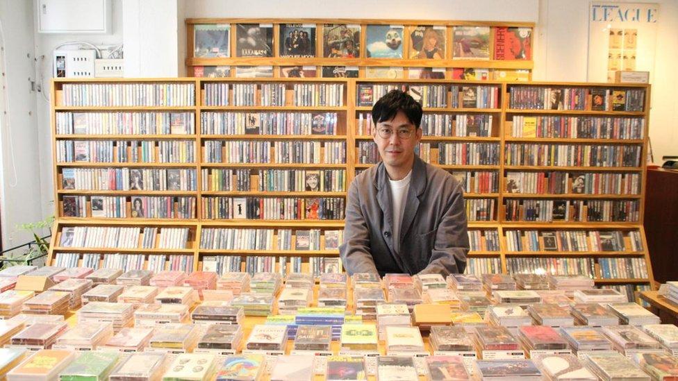 Taro Tsunoda, propietario de Waltz.