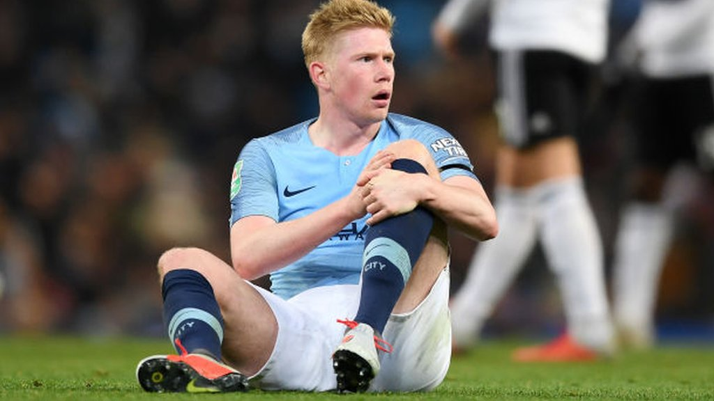 De Bruyne dismisses Guardiola's claims he started the season 'tired'