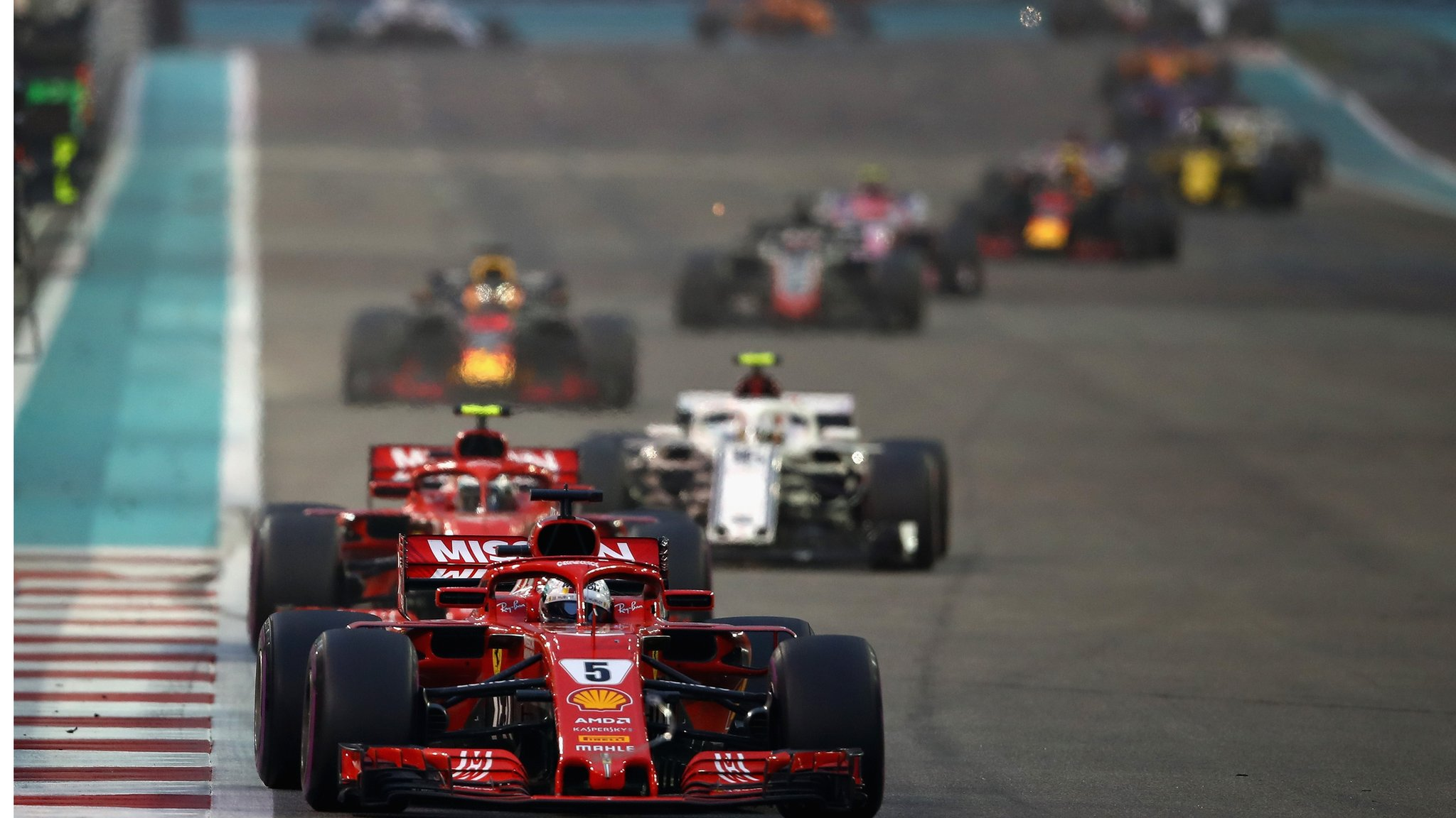 F1: Quality of racing could improve by 20% in 2019, says Ross Brawn