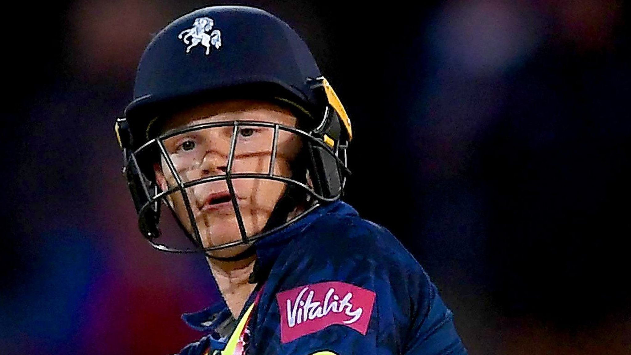 Stunning catches & 457 runs - Kent win T20 nail-biter to qualify