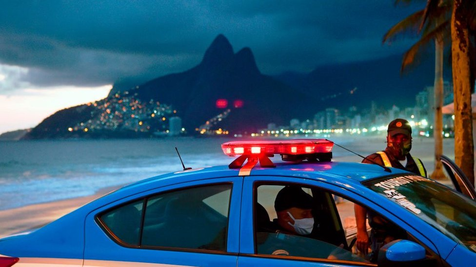 Policía de Rio de Janeiro