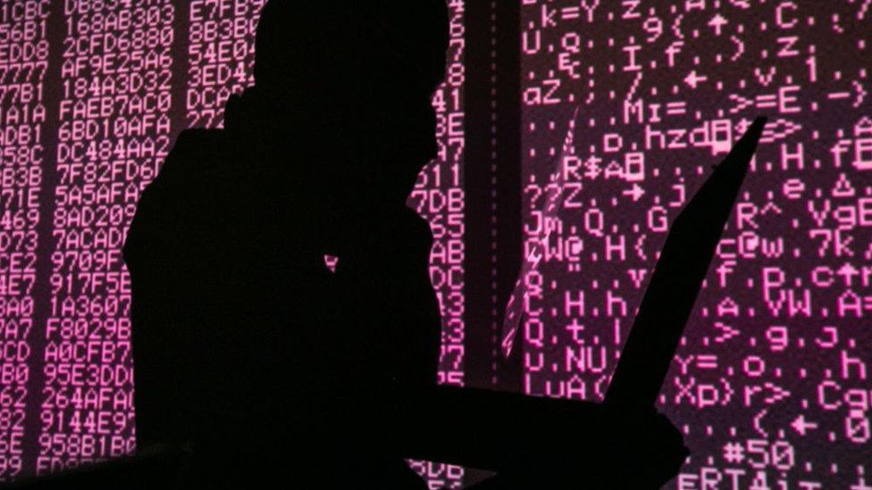 hacker ruso