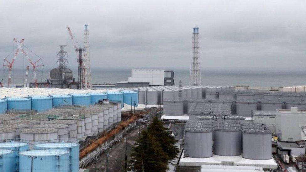 Fukuşima nükleer santrali 9 büyüklüğündeki depreme dayandı ama tsunamiye dayanamadı