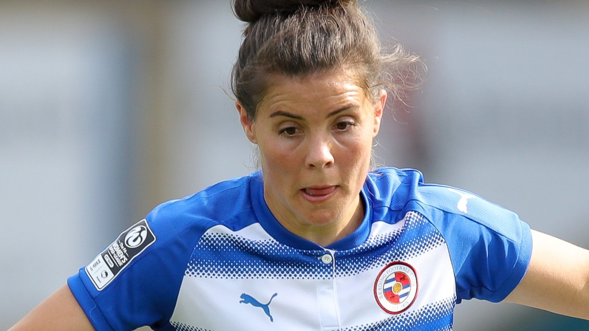 Reading Women: Brooke Chaplen extends contract with WSL club