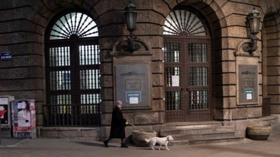 اضطرت السلطات في صربيا إلى إلغاء السماح بالخروج للتنزه مع الكلاب