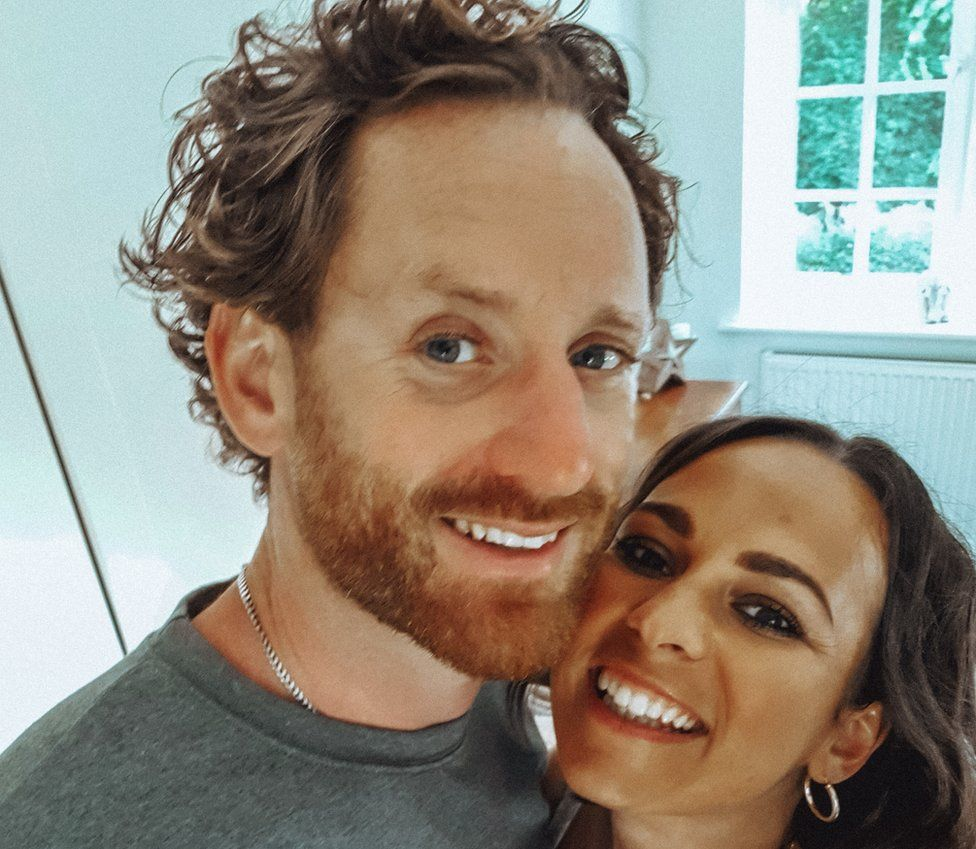 Emma y James Kemsley